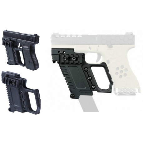 Wosport GB-37 Loading Device for G17 / G18 / G19 ( Black )