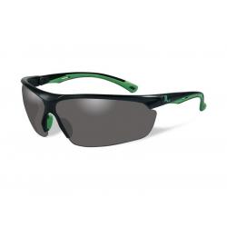 Goggles REMINGTON MALE industrial Smoke lens/Black green frame