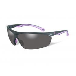 Brýle REMINGTON FEMALE industrial Smoke lens/Grey pink frame