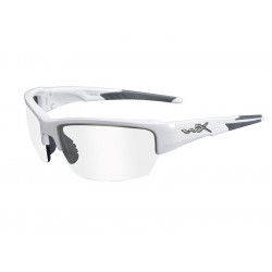 Goggles SAINT Clear lens/Gloss white frame