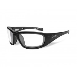 Goggles BOSS Clear lens/Matte black frame