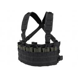 Tactical Vest RAPID ASSAULT CHEST RIG - BLACK