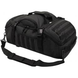 Convertible Mission Bag, black