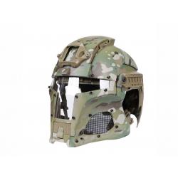 Wosport Medieval Iron Warrior Helmet ( multicam )