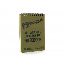 Snugpack All Weather book - olive