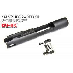 GHK M4 V2 závěr a magnetický záchyt zásobníku (KIT)