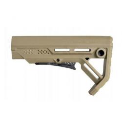 Výsuvná pažba Viper MOD-1 pro M4 - písková