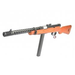Beretta M1938, real wood, Snow Wolf, SW-08
