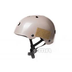 FMA Plastová helma DELTA force - písková