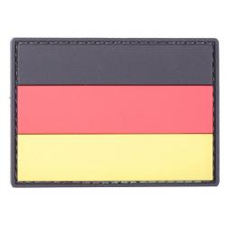Patch PVC 3D German flag