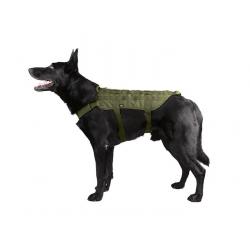 Tactical Dog Vest - Olive, SIZE L