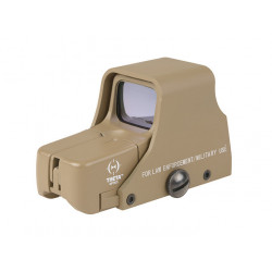 TO551 Red Dot Sight Replica - TAN