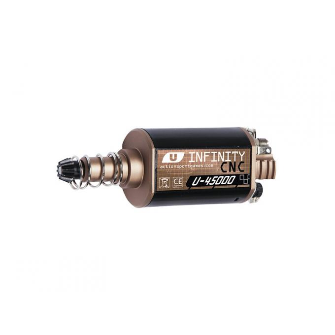 Ultimate Upgrade Motor, INFINITY CNC U-45000, long axle