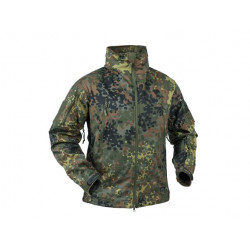 Gunfighter Jacket Shark Skin Flecktarn, SIZE S