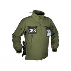 Jacket COUGAR ® membrane Olive Green - S/Regular