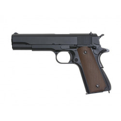 Full Metal M1911A1 GBB Pistol (Grey)