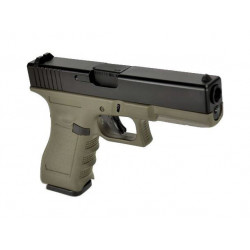 R17 GBB pistol (OD)
