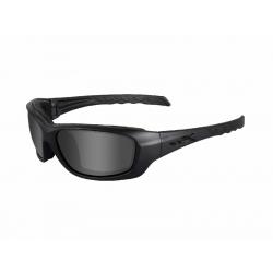 Brýle GRAVITY Black ops smoke grey lens/Matte black frame