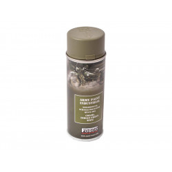 ARMY camouflage paint spray INDIAN GREEN WWII