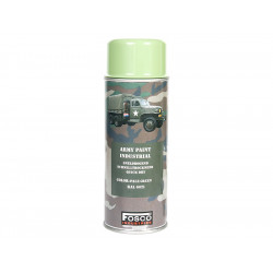 ARMY camouflage paint spray RAL 6021 LIGHT GREEN