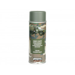 ARMY camouflage paint spray GREEN ENGLISH