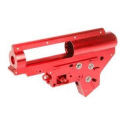 CNC QSC hliníkový skelet mechaboxu typ 2 + 8mm kul.ložiska