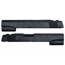 Aluminum Slide for MARUI HI-CAPA 5.1 (Balck)