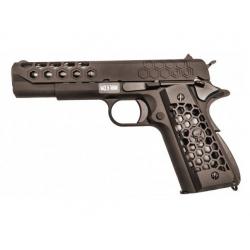 Colt M1911 HEX CUT Gen.2, blowback, celokov