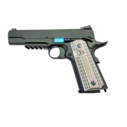 M45A1, fullmetal, blowback