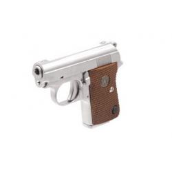 Colt 25 (WE CT25), blowback, celokov - stříbrný