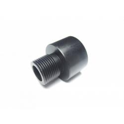 Redukce závitu tlumiče z +16mm na -14mm