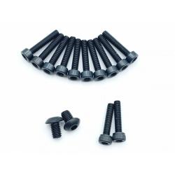 Set šroubů pro mechabox M249/PKM/M60 – imbus