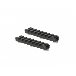 """3.5"""" Plastic Key Rail System For M-Lok System ( 2pcs/pack)"""