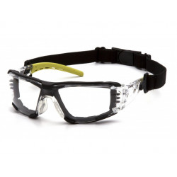 Protective glasses Fyxate ESGL10210STMFP, anti-fog - clear