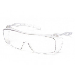 Protective glasses Cappture ES9910ST, anti-fog - clear
