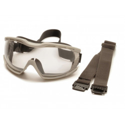 Protective glasses Capstone EG604T2, anti-fog - clear