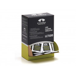 LCT100 Pyramex Lens Cleaning - 1PC