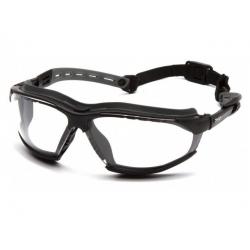 Ochranné brýle Isotope EGB9410STM, nemlživé - čiré