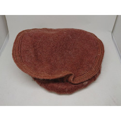 Pakul hat, brown-red