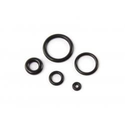 Set of rubber seals for Tokyo Marui and KJ Works GBB pistol valves