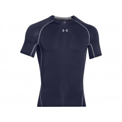 Shirt Under Armour HG Armour SS-NAVY, SIZE XL
