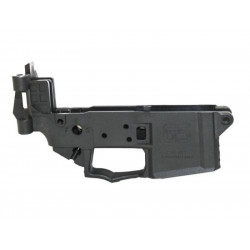 GHK G5 Polymer Replacement Stripped Lower Receiver - Black, Part No. G5-16