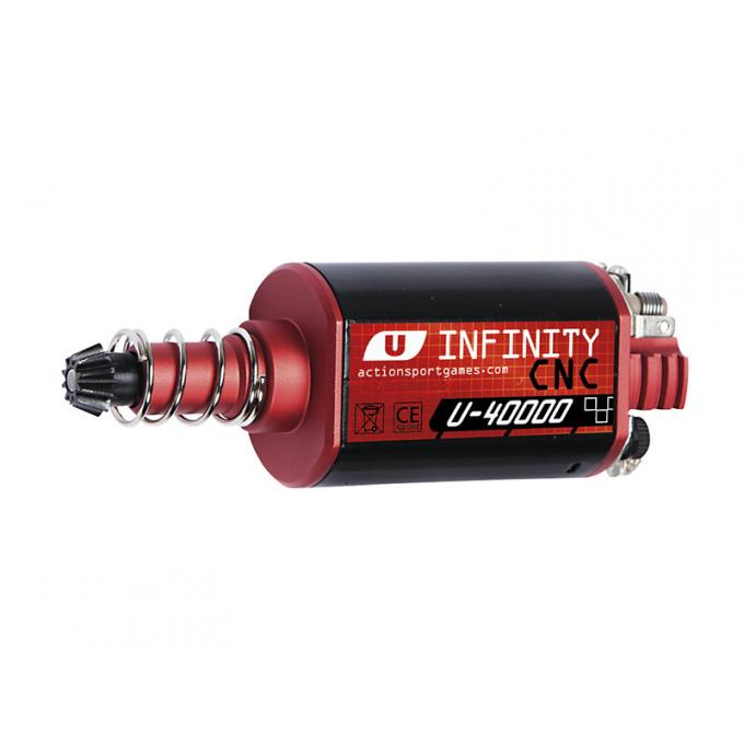 Ultimate Upgrade Motor, INFINITY CNC U-40000, long axle