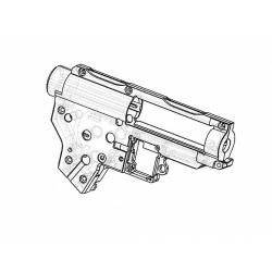 CNC gearbox Amoeba (8mm)