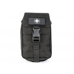 IFAK SF Rip-off medical pouch - BLACK