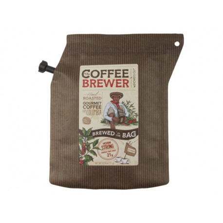 Grower\'s Cup coffee Colombia