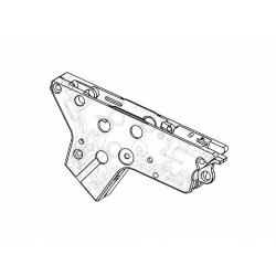 CNC Lower Split gearbox V2 (8mm)