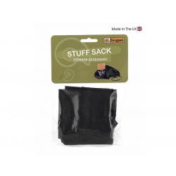 Kompresní obal STUFF SACK, černý - M 19x39cm
