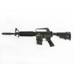 Colt XM177 (blowback) - open bolt