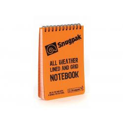 Snugpack All Weather book - orange